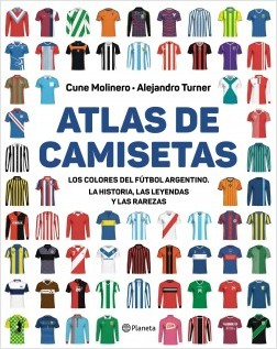 atlas de camisetas