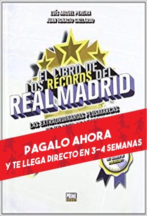 el libro de los records del real madrid