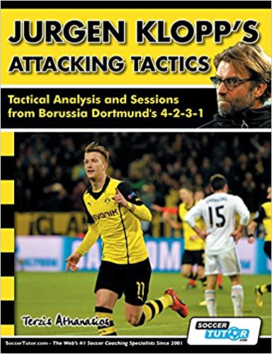 jurgen klopp´s attacking tactics