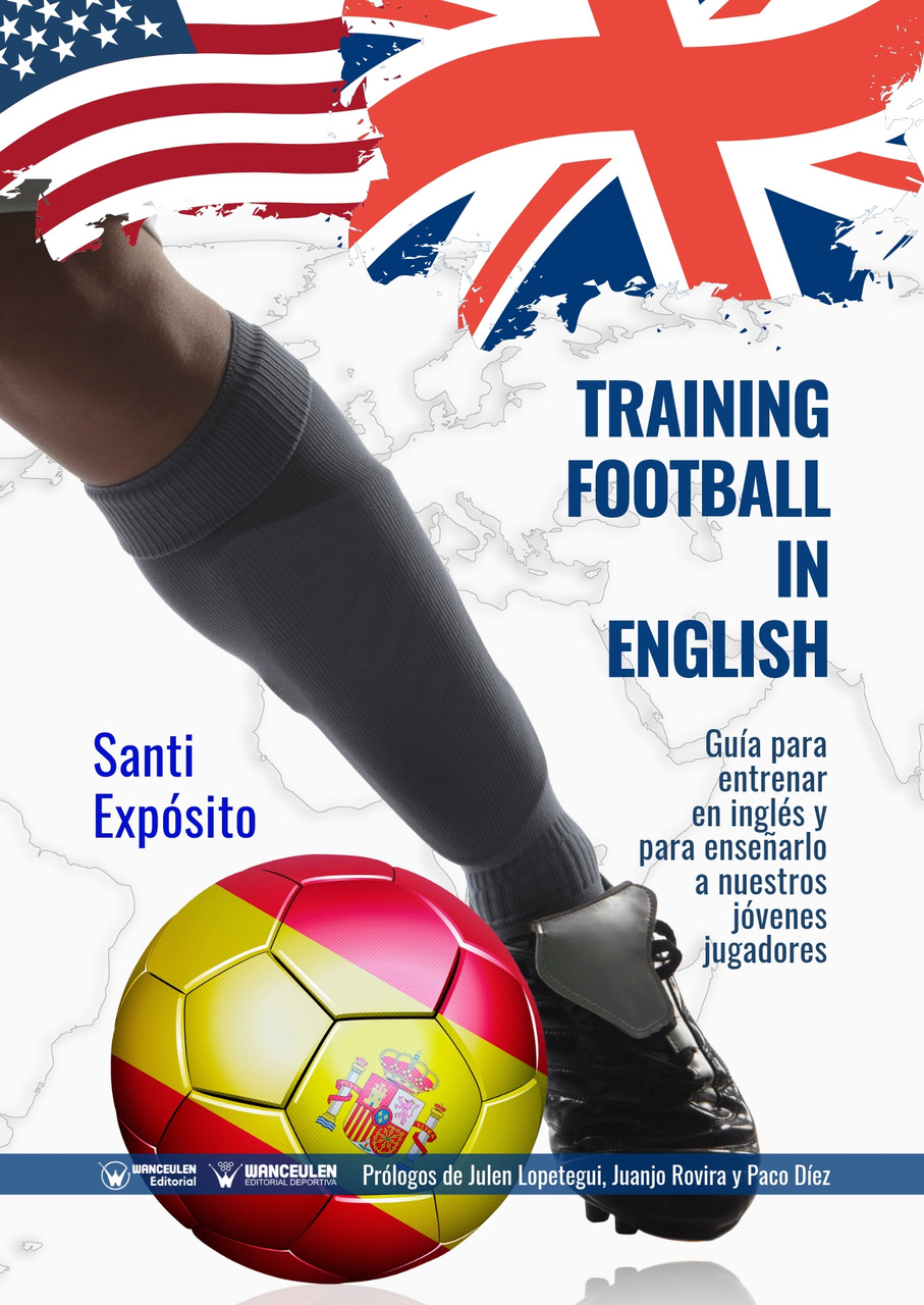 training football in english