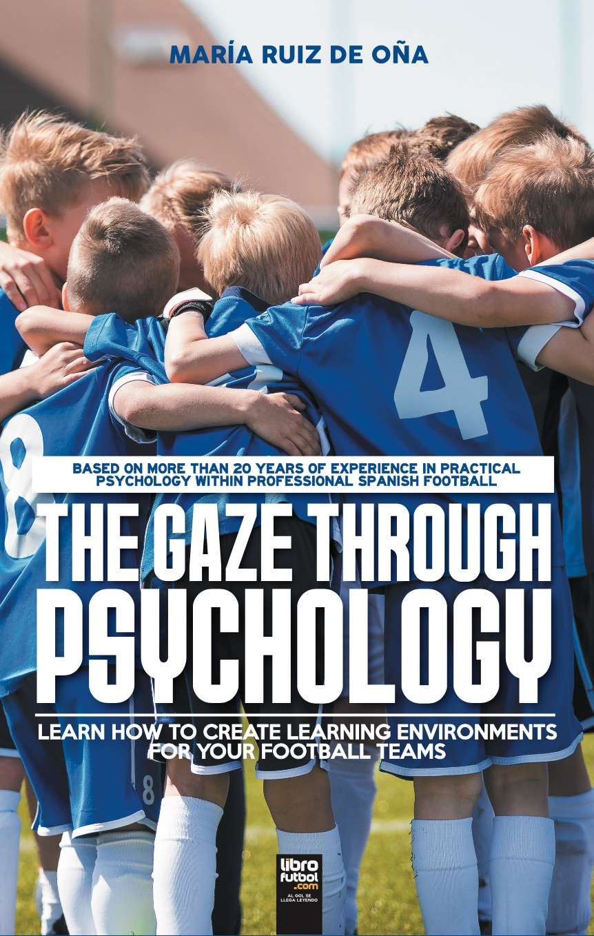 the gaze through psychology. learn how to create learning environments for your football teams