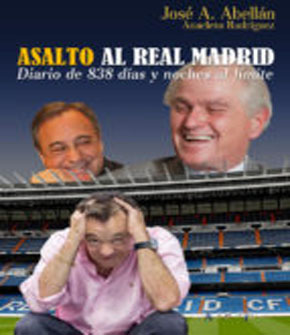 asalto al real madrid.