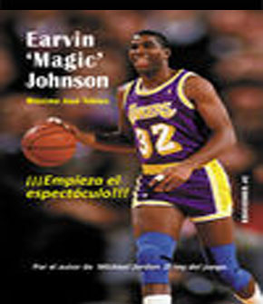 earvin magic johnson. empieza el espect�culo