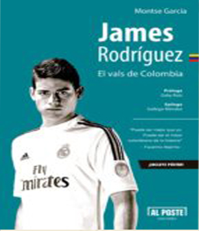 james rodr�guez. el vals de colombia