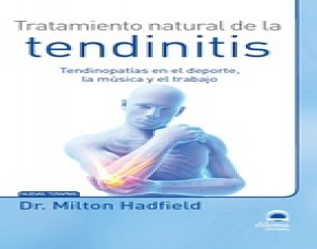 tratamiento natural de la tendinitis