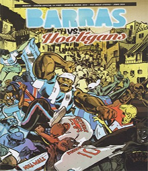 BARRAS VS HOOLIGANS